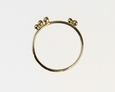 "Ring ""Kugerl"" Fine"