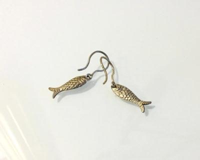 Ohrringe Fisch